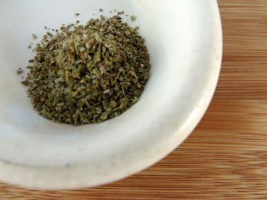 dried marjoram substitute