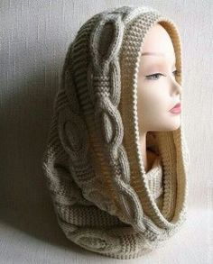 10 gorros tejidos a dos agujas para mujeres (3)