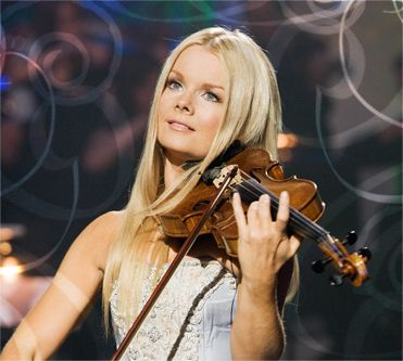 Mairead Nesbitt. Watching her play is magical.