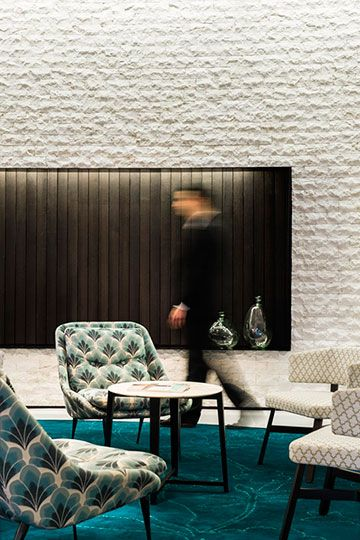 HASSELL   Projects - PARKROYAL Darling Harbour