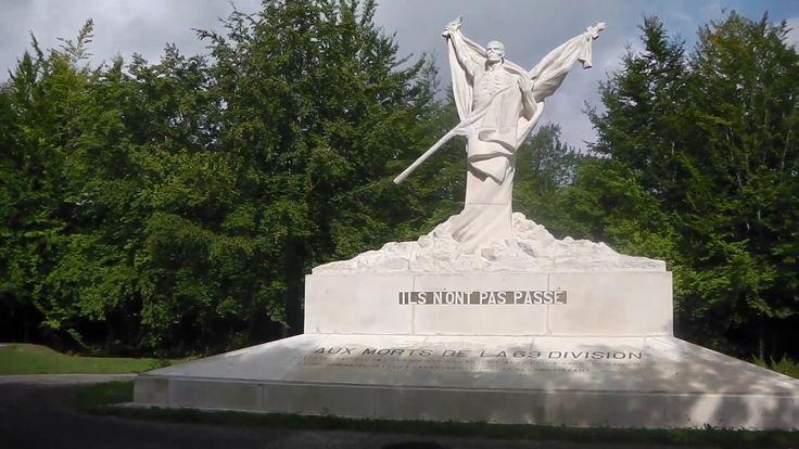 Site de la bataille de Verdun 1916 - Dashcam France Tourisme