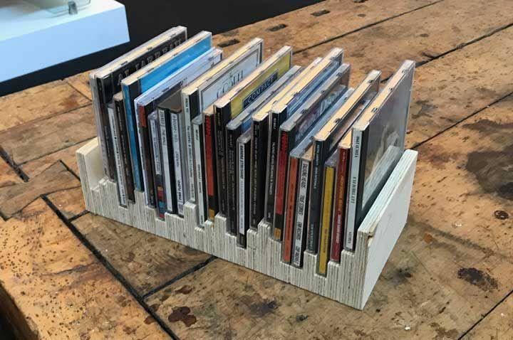 Porta CD Skyline