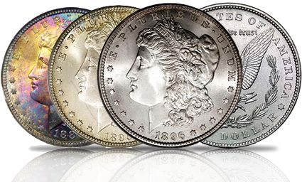 Southern Star Coins | Houston Coin Dealers | Morgan Silver Dollars