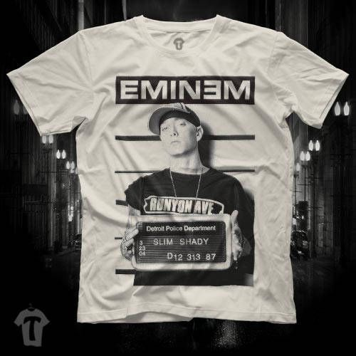 Eminem Mugshot Criminal The Real Slim Shady Unisex Black T Shirt Graphic Tee Eminem Men Shirt The Eminem Girl Shirt Size S M L XL 2XL by TISORD on Etsy