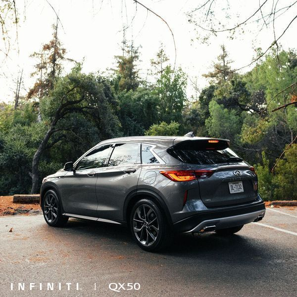 2019 Infiniti Qx60: The 2019 #INFINITI #QX50. Uniquely Designed For All The