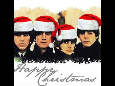 """▶ The Beatles - """"Christmas Time is Here Again"""" (1969) --- Hope this song puts a smile on you face throughout the holidays!!"""