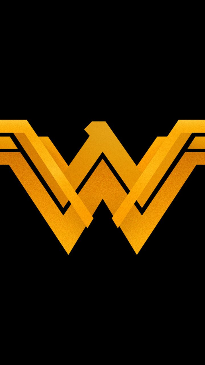 Minimal Wonder Woman Logo 720x1280 Wallpaper Superman Wonder Woman Superhero Wallpaper Hero Wallpaper