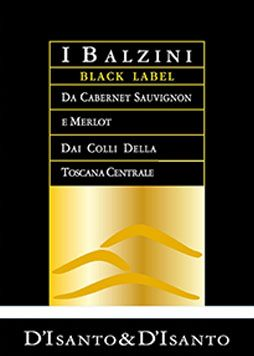 Only Super Tuscan Wines at the I Balzini Estate x