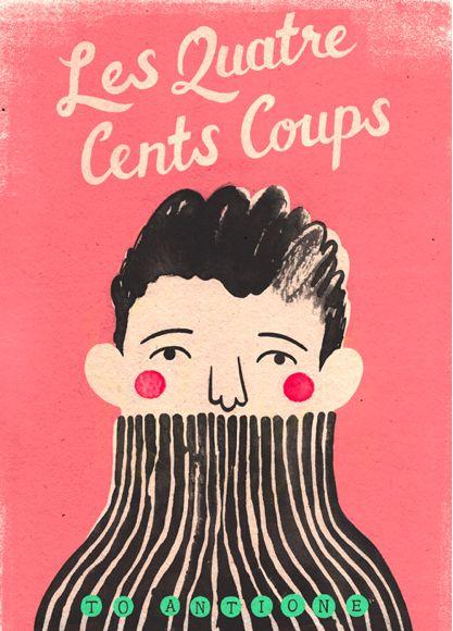 Jacqui Lee: Vintage Posters, Movie Posters, Books Covers, Pink Colors, Illustration, Art Prints, Jacqui Lee, Les Quatr, 400 Blowing