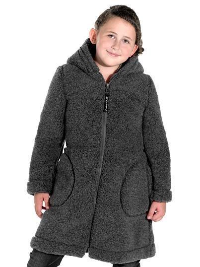 Шерстяные детские пальто