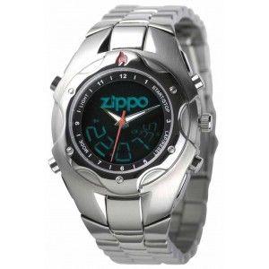 Reloj Zippo analoge match.