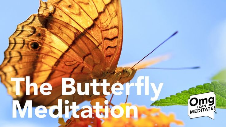 Meditation for Kids - The Butterfly - Kids' Meditation