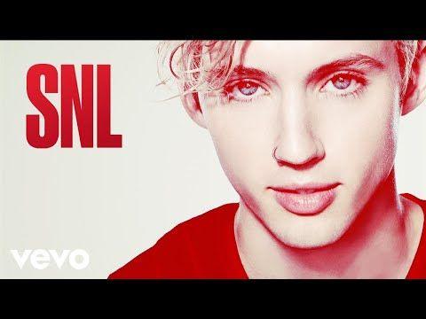Troye Sivan - My My My! (Live on SNL) - YouTube