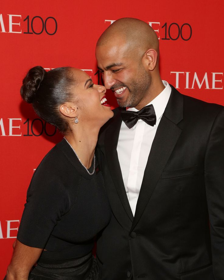 American Ballet Theater principal ballerina Misty Copeland just twirled her way down the aisle (not literally, but ya know) and married her longtime boyfriend Olu Evans.