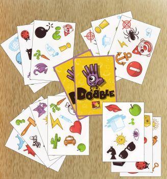 «Dobble» — распечатай и играй - Настольные игры: Nастольный Blog - Всё о настольных играх на русском языке