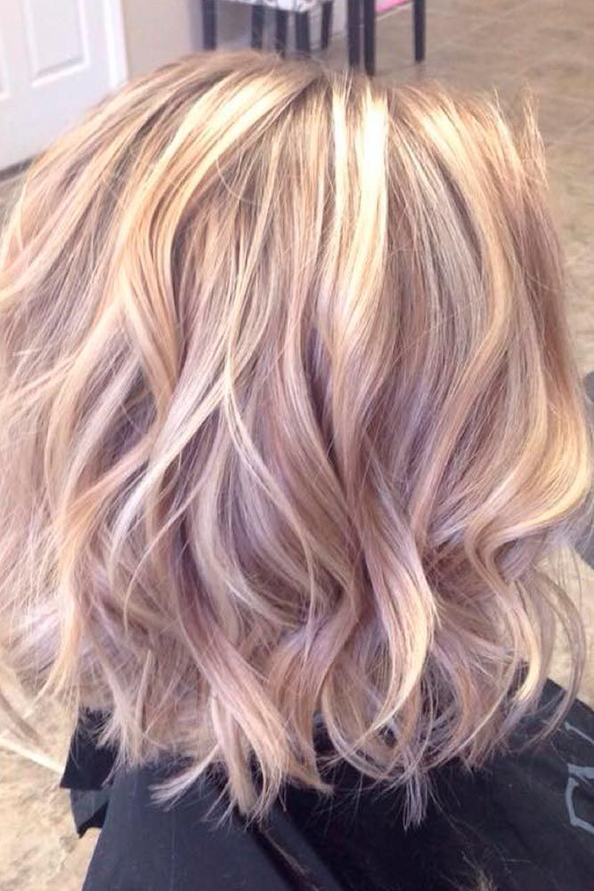 Moderne Balayage Haarfarbe Ideen