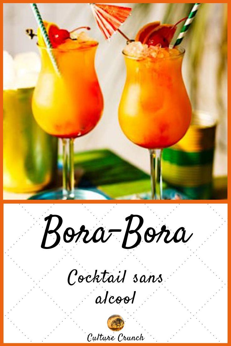 Bora-Bora : la recette facile
