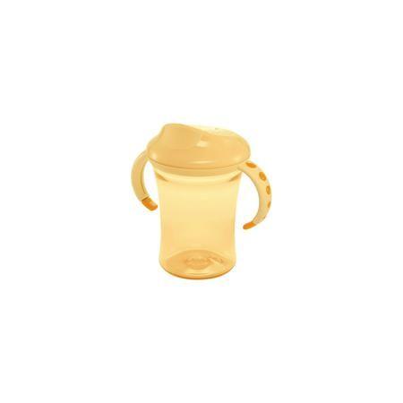 NUK Поильник 2 с насадкой и ручками Easy Learning 275 мл. с 10 мес., NUK, желтый  — 699р.  Поильник 2 с пластиковой насадкой и ручками Easy Learning 275 мл. с 10 мес. от немецкого производителя высококачественных товаров для новорожденных NUK (Нук). Эта оригинальная бутылочка с насадкой-носиком для питья поможет перейти от бутылочек к самостоятельному питью. Специальный пищевой пластик сочетает в себе безопасность и прочность, благодаря дополнительной устойчивости. Пластиковая насадка не…