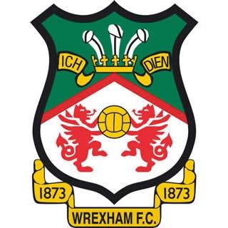 Wrexham FC's club crest