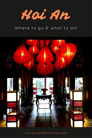Exploring Hoi An, Vietnam, and its colors with these fun day tours.