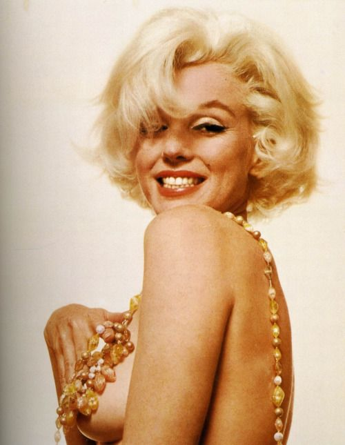 marilyn monroe photo shoot | Marilyn Monroe - Marilyn Monroe, Bert Stern Photoshoot, 1962