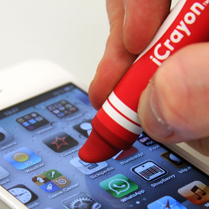 iCrayon iPhone Stylus at Brookstone—Buy Now!