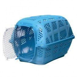Transportín Para Perros Trixie Carry Sport Azul