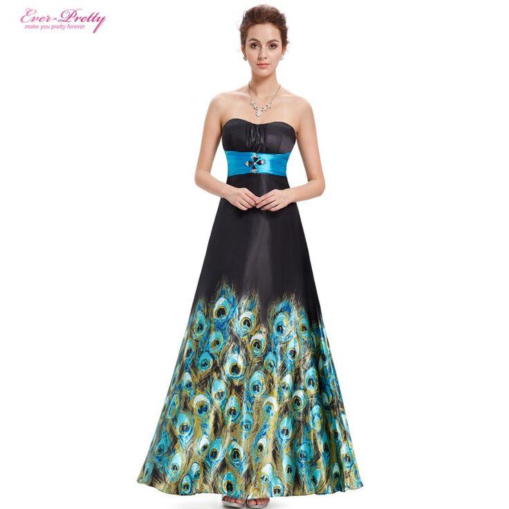 Animal Print Evening Dresses Brand Vestido Empire Fast Shipping Hot Sale Sexy Ever-pretty New Rhinestones HE09622BL 2017