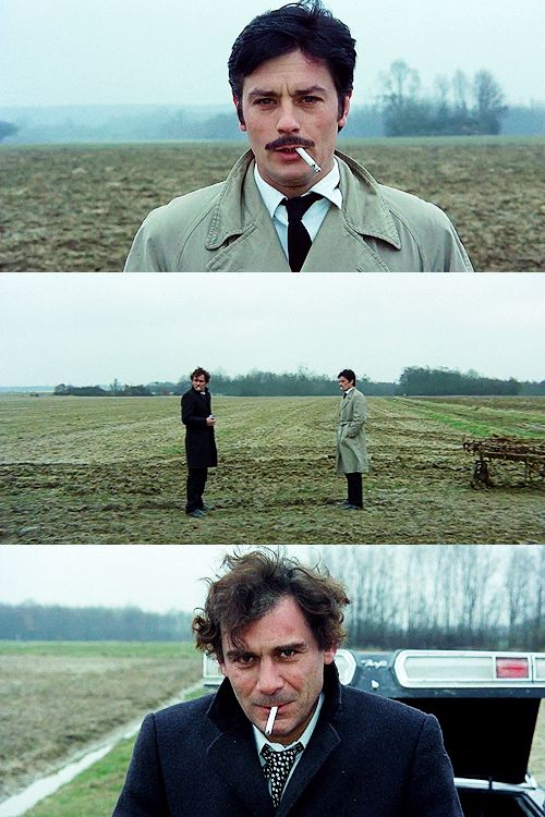 Le cercle rouge (1970) - Directed by Jean-Pierre Melville