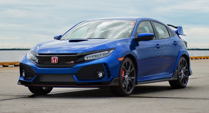 First Honda Civic Type R In America Auctioned For Charity