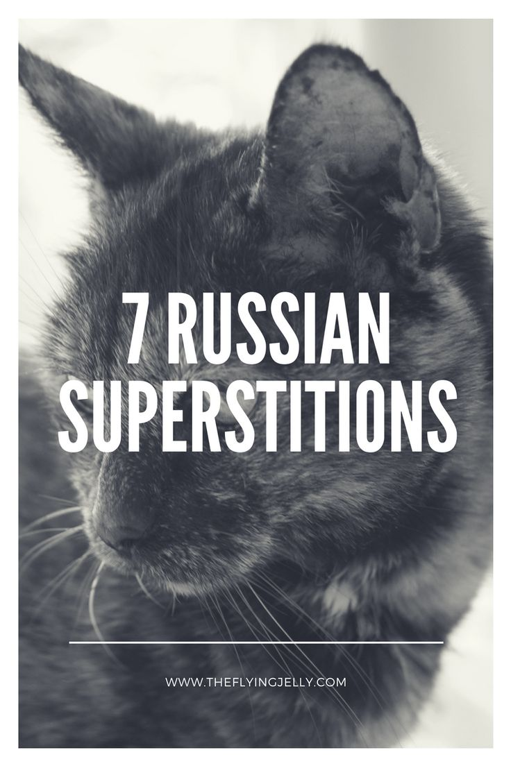 7 Russian Superstitions  #Russia #Travel #Culture #Supersitions #Tradition #Myth #Luck