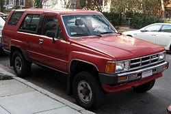 First generation Toyota 4Runner