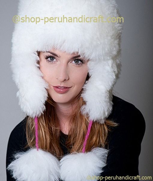 1c328b9b1 Russian hat wonderful baby alpaca fur earflap russian hat | Alpaca ...