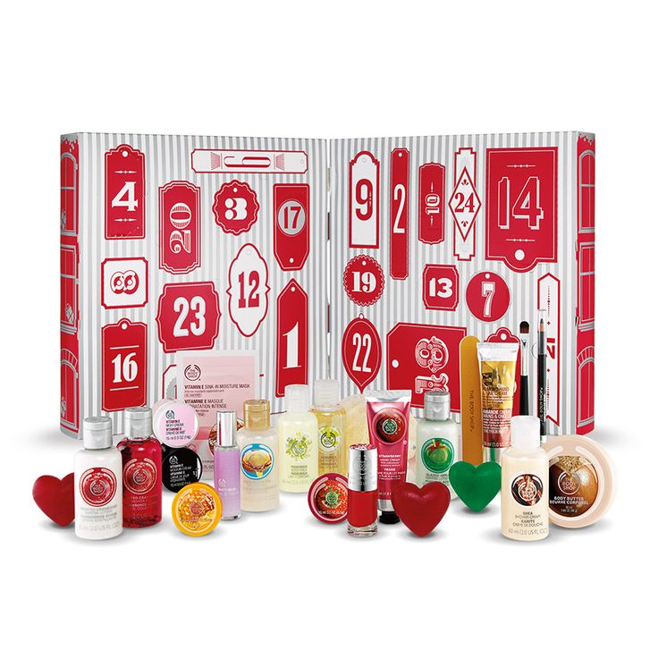 Beauty Advent Calendars That Are Way Better Than Chocolate