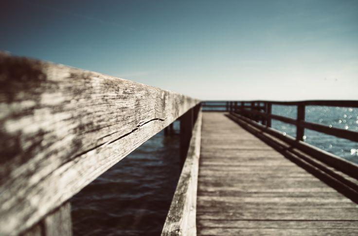 Ein Tag am Strand.  A day at the beach.  #boat, #baltic sea, #ostsee, #beach, #steg