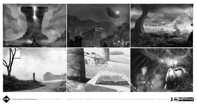Cthulhu le mythe - bragelonne/édition sans détour - 2012 -2015
