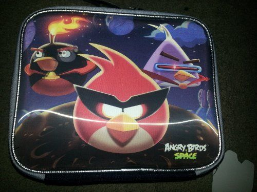 143 best angry birds by derek l images on pinterest angry birds angry birds space 3d lenticular lunch box 843340074559 angry birds space holographic lunch box voltagebd Images