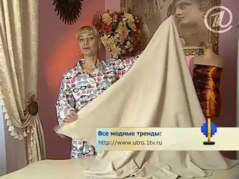 Ольга Никишичева .Сшить жилетку из замши (Sew a suede vest)