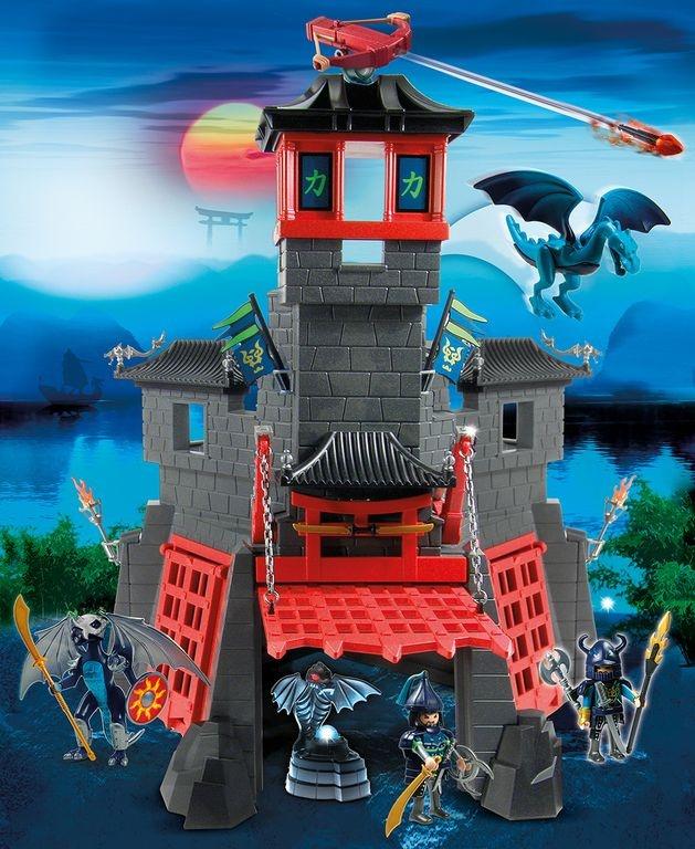 Secret Dragon Fortress