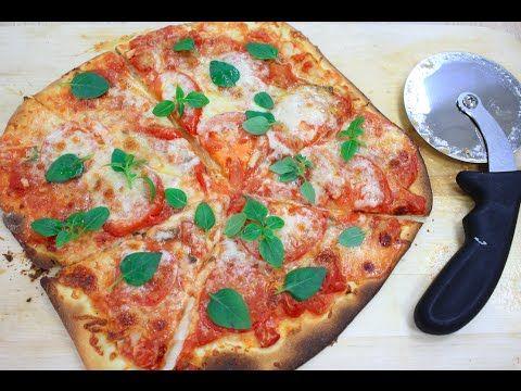Пицца Маргарита / Pizza Margherita - YouTube