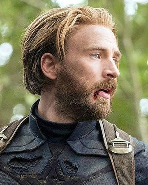 Hot Toys MMS 481 Avengers : Infinity War - Captain America