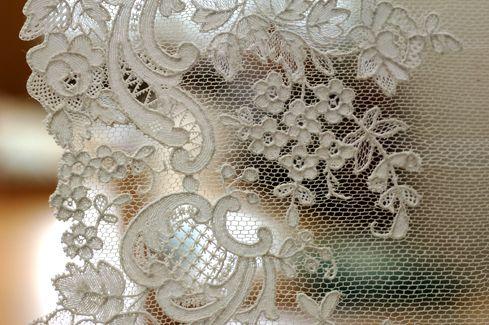 Alençon needle lace Intangible Heritage of Humanity