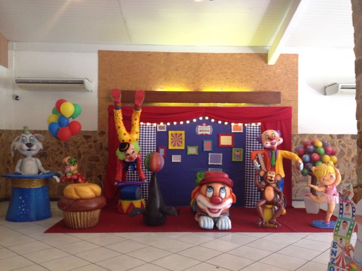 Festa realizada pelo Fantasie Festas Infantis. Visite nosso Site: www.fantasiefestasinfantis.com