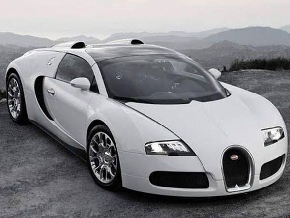 Bugatti Veyron 16.4 Super Sport Bugatti Veyron 16.4 Super Sport (2,4 milhões de dólares) - Com caixa de câmbio de embreagem dupla e sete velocidades, o modelo da Bugatti conta com um novo chassi de fibra de carbono, o que garante a máxima segurança e peso reduzido