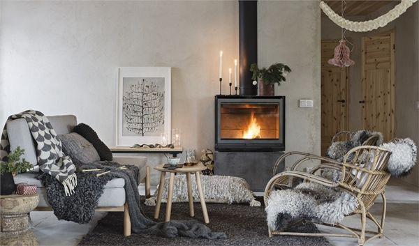 Vackert gotlandshus i Fårösund ‹ Dansk inredning och design