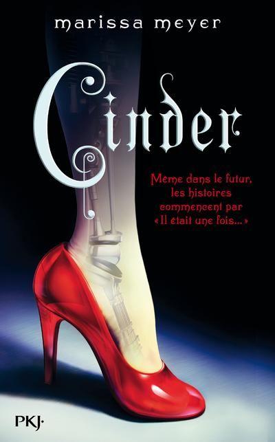 Chroniques Lunaires, T1 : Cinder de Marissa Meyer - France