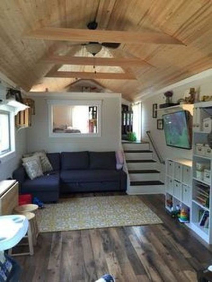 Simple Tiny House Layout Ideas In 2020 Tiny House Bedroom Small House Interior Design Tiny House Interior Design
