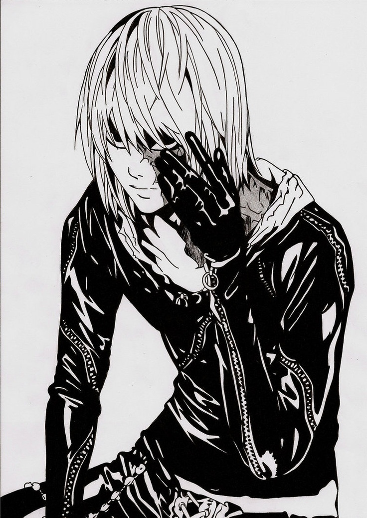 137 best Death Note images on Pinterest Death note l, Manga - death note