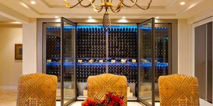 Over 100 Man Cave/Wine Cellar Design Ideas //.pinterest & 10 best Wine Storage - Weinlagerung images on Pinterest   Wine ...
