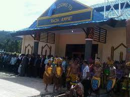 welcome to Raja Ampat